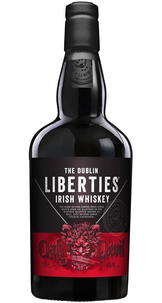 The Dublin Liberties The Dublin Liberties Oak Devil 46% 0,7l