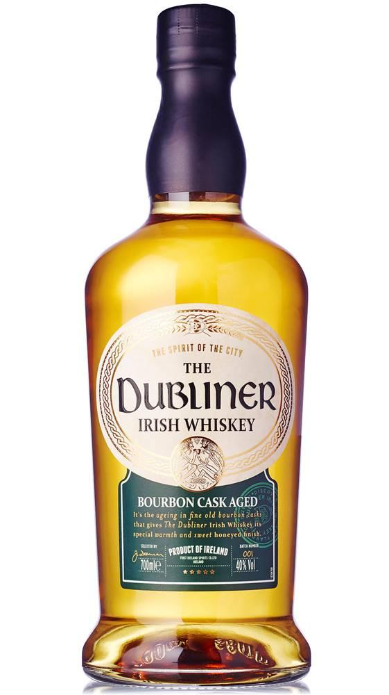 The Dubliner The Dubliner Irish Whiskey 40% 0,7l