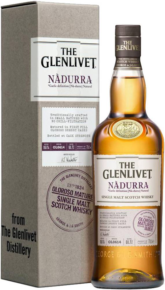 The Glenlivet The Glenlivet Nadurra Oloroso 48% 1l
