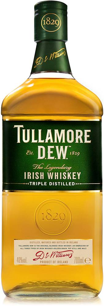 Tullamore Dew Tullamore Dew 40% 0,7l