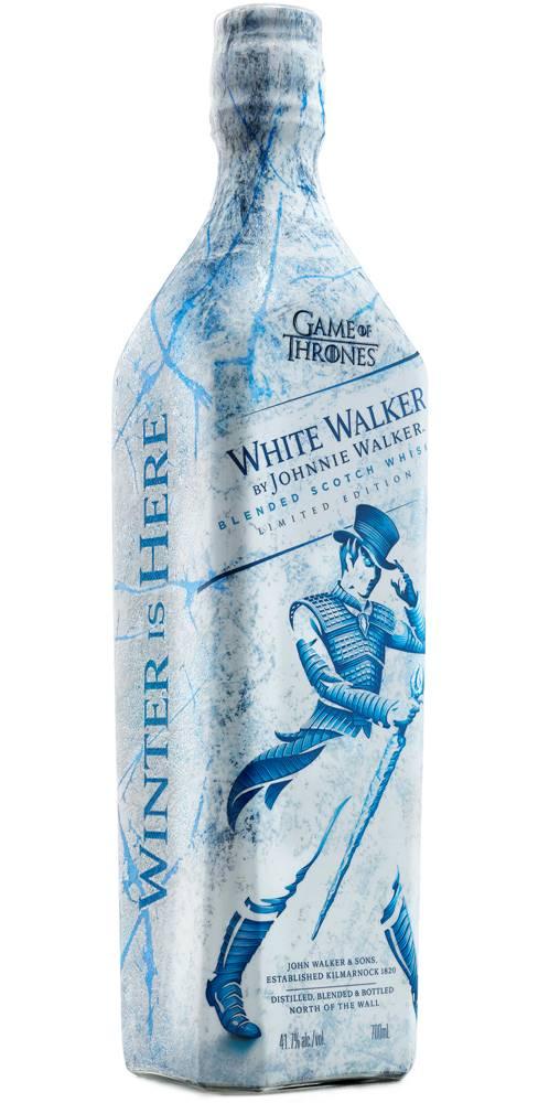 Johnnie Walker White Walker by Johnnie Walker Game of Thrones 41,7% 0,7l