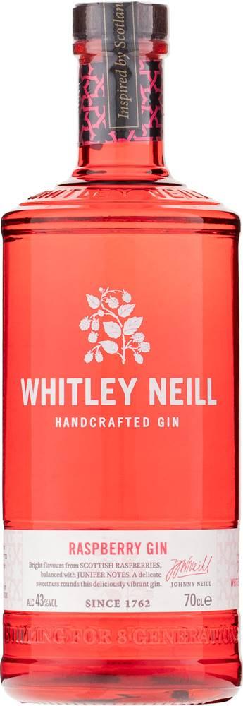 Whitley Neill Whitley Neill Raspberry 43% 0,7l