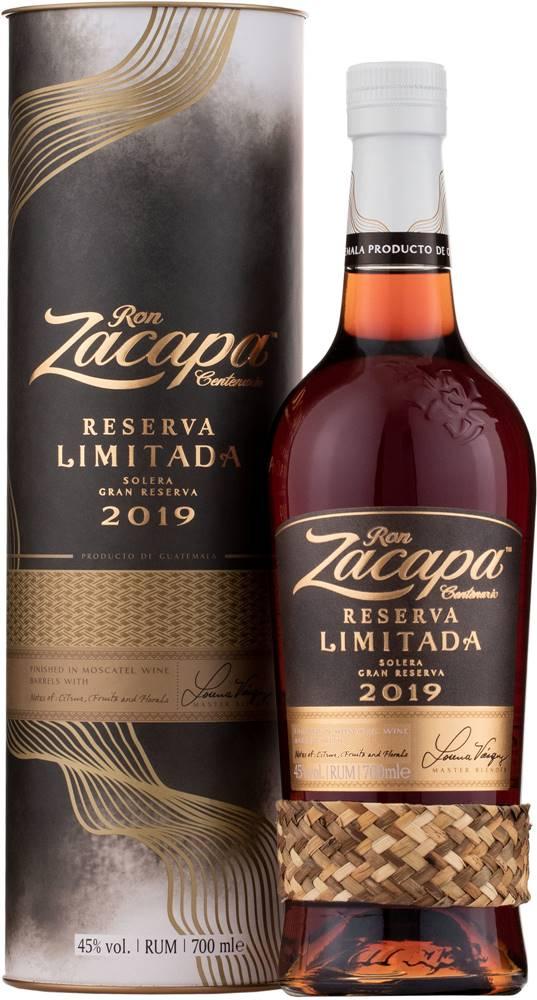 Zacapa Zacapa Centenario Reserva Limitada 2019 45% 0,7l