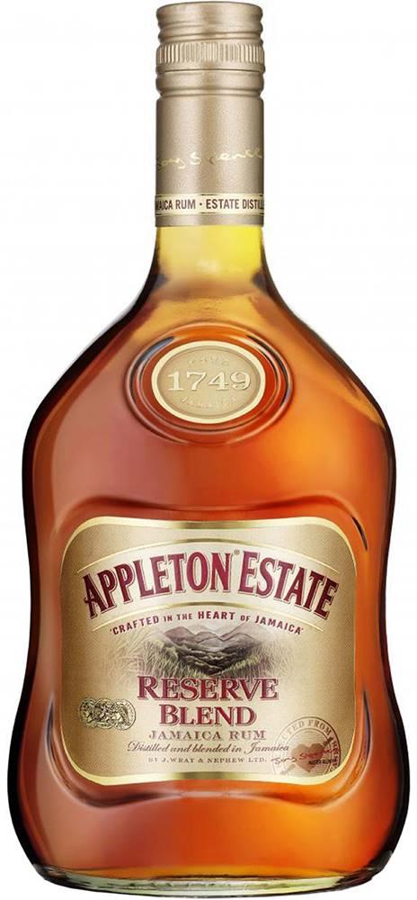 Appleton Estate Appleton Estate Reserve Blend 40% 0,7l