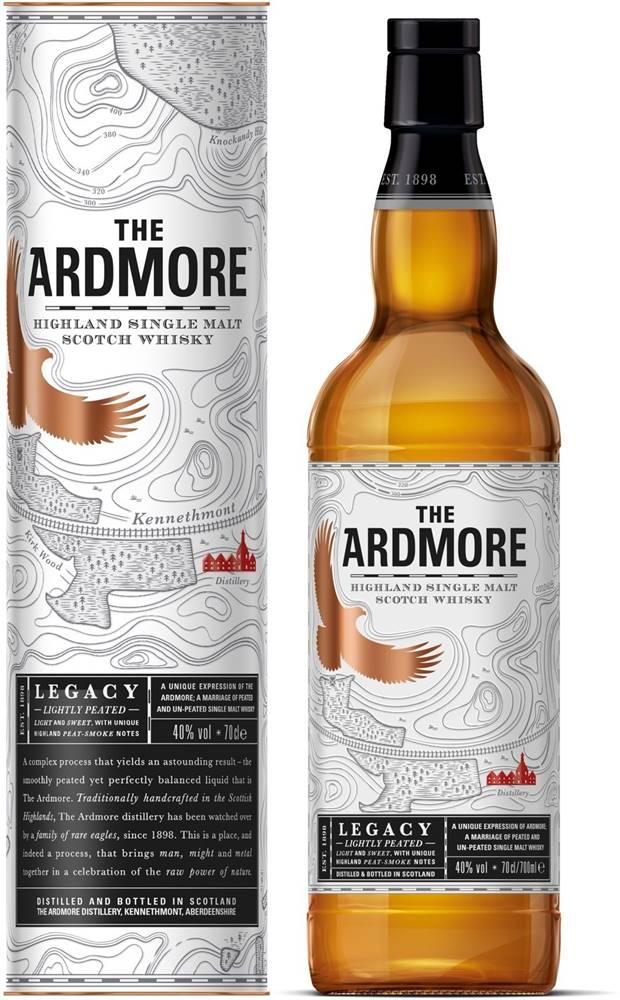 Ardmore Ardmore Legacy 40% 0,7l
