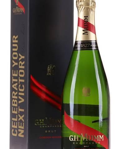 Šampanské a šumivé vína G.H. Mumm