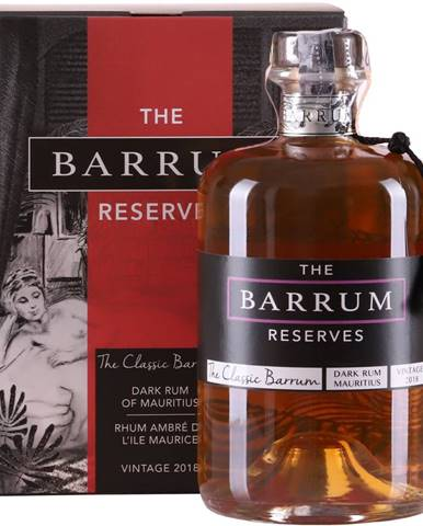 Rum The Barrum