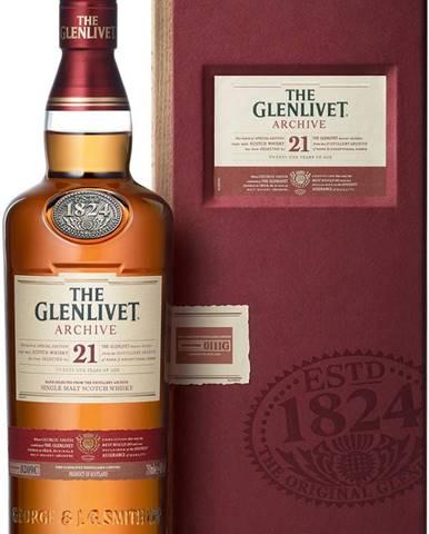 Whisky The Glenlivet