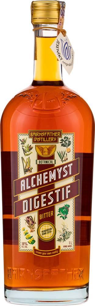 Bairnsfather Bairnsfather Alchemyst Digestiv 1l 38%