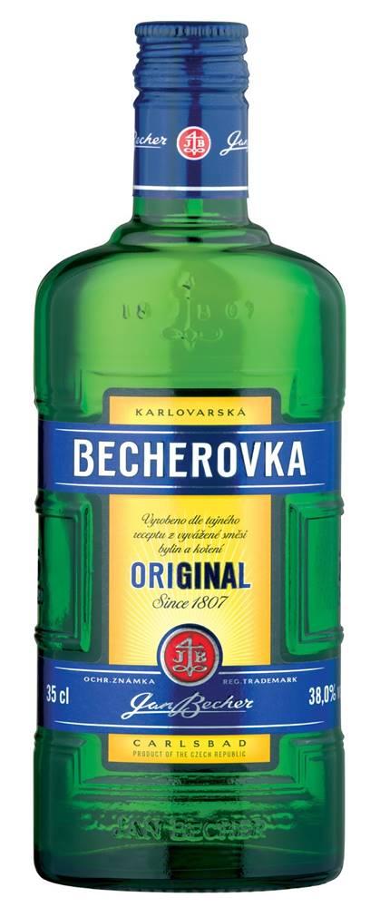 Becherovka Becherovka 0,35l 38%