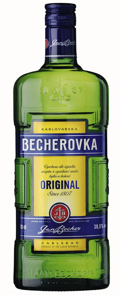 Becherovka Becherovka 38% 0,7l