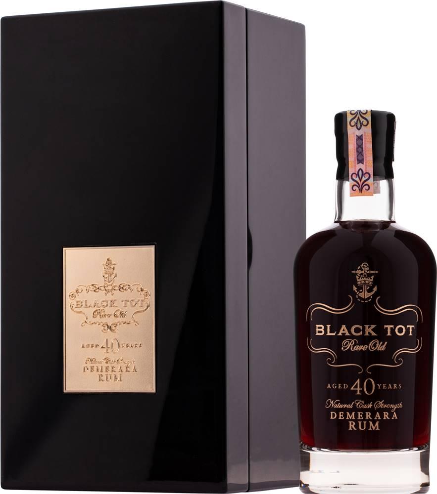 Black Tot Black Tot 40 ročný 44,2% 0,7l
