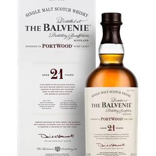 The Balvenie PortWood 21 ročná 40% 0,7l