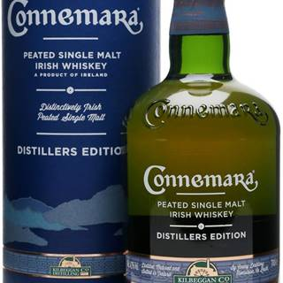 Connemara Distillers Edition 43% 0,7l