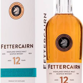 Fettercairn 12 ročná 40% 0,7l