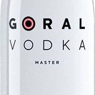 Goral Vodka Master 40% 0,7l