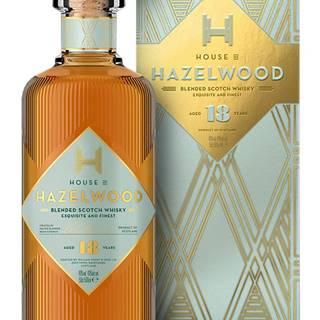 Hoof Hazelwood 18 ročná 40% 0,5l