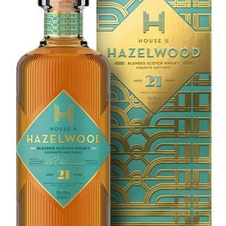 Hoof Hazelwood 21 ročná 40% 0,5l
