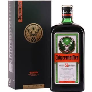 Jägermeister v kartóniku 35% 0,7l