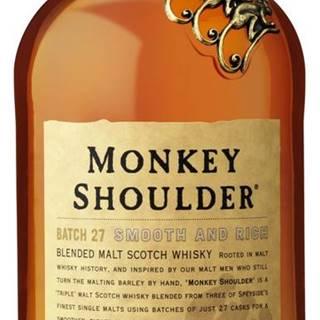 Monkey Shoulder 40% 0,7l
