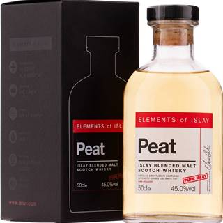 Peat – Pure Islay Elements of Islay 45% 0,5l