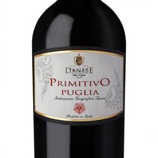 Danese Primitivo Puglia IGT 14% 0,75l