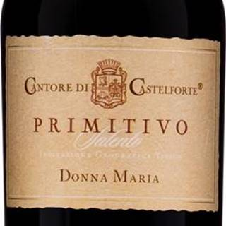 Primitivo Salento IGT Donna Maria Cantore di Castelforte 14% 0,75l