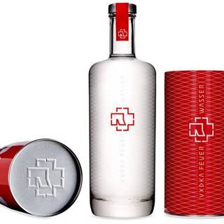 Rammstein Vodka 40% 0,7l