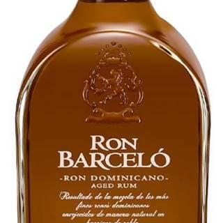 Ron Barceló Gran Aňejo 37,5% 0,7l