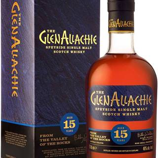 The GlenAllachie 15 ročná 46% 0,7l