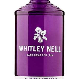 Whitley Neill Rhubarb & Ginger Gin 43% 0,7l