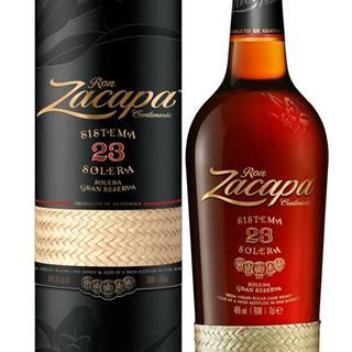 Zacapa Centenario 23 40% 0,7l