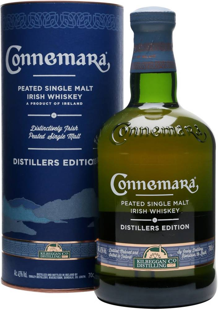 Connemara Connemara Distillers Edition 43% 0,7l