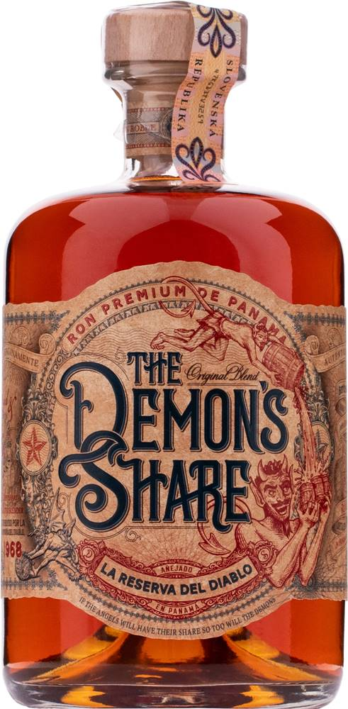 Demon's Share The Demon&