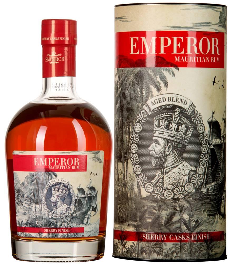 Emperor Emperor Sherry Finish 40% 0,7l
