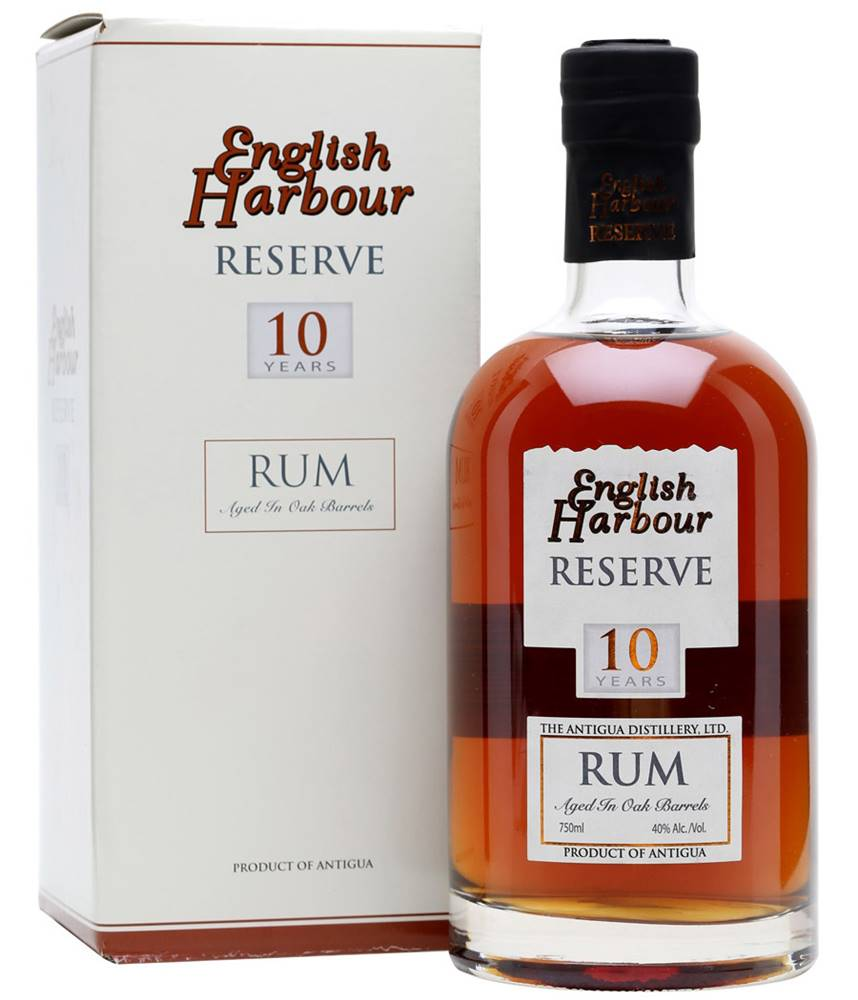 English Harbour English Harbour Reserve 10 ročný 40% 0,7l