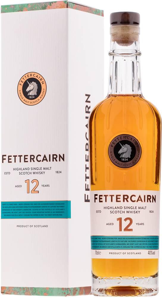 Fettercairn Fettercairn 12 ročná 40% 0,7l