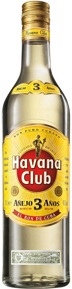 Havana Club Havana Club Anejo 3 ročný 1l 40%