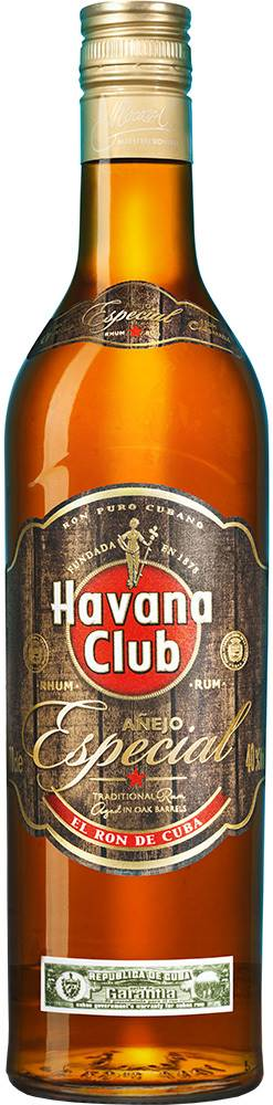 Havana Club Havana Club Aňejo Especial 40% 0,7l