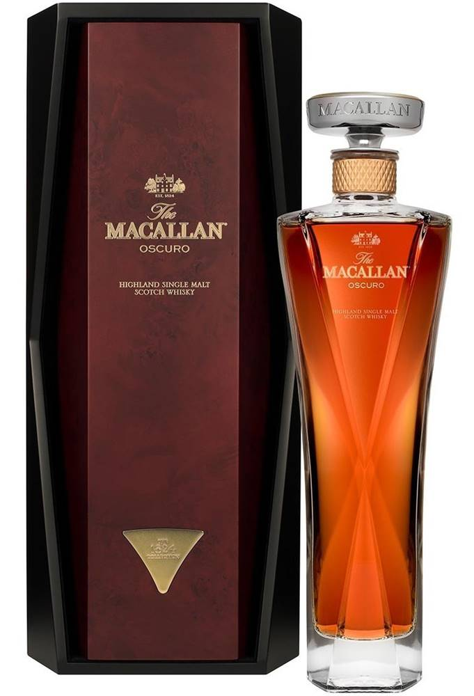 Macallan Macallan Oscuro 46,5% 0,7l