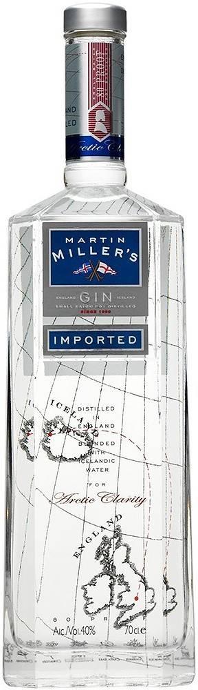 Martin Miller's Martin Miller&