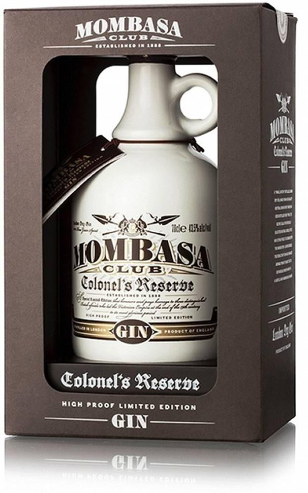 Mombasa Club Mombasa Club Colonel&