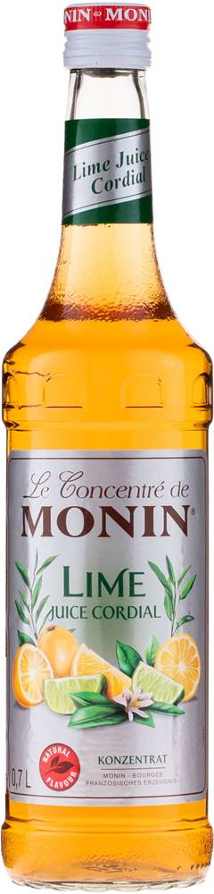 Monin Monin Lime Juice 0,7l