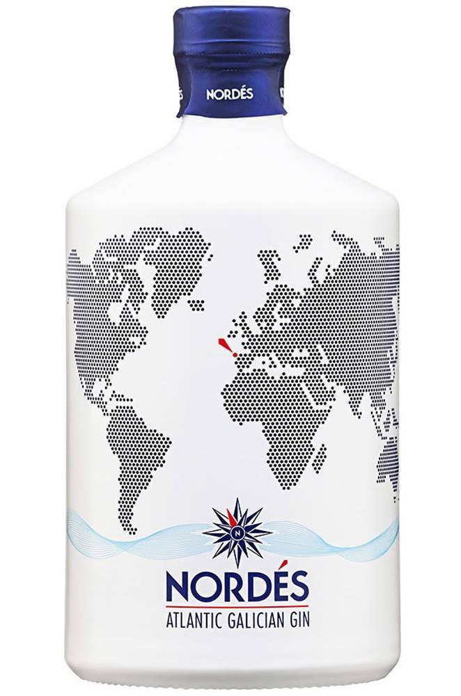 Nordés Nordés Atlantic Galician Gin 40% 0,7l
