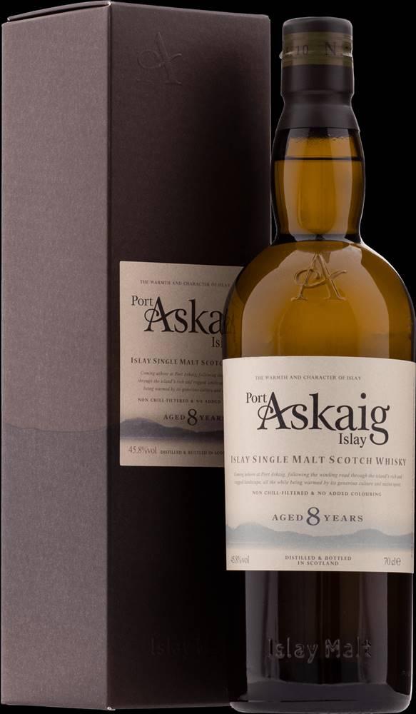 Port Askaig Port Askaig 8 ročná 45,8% 0,7l