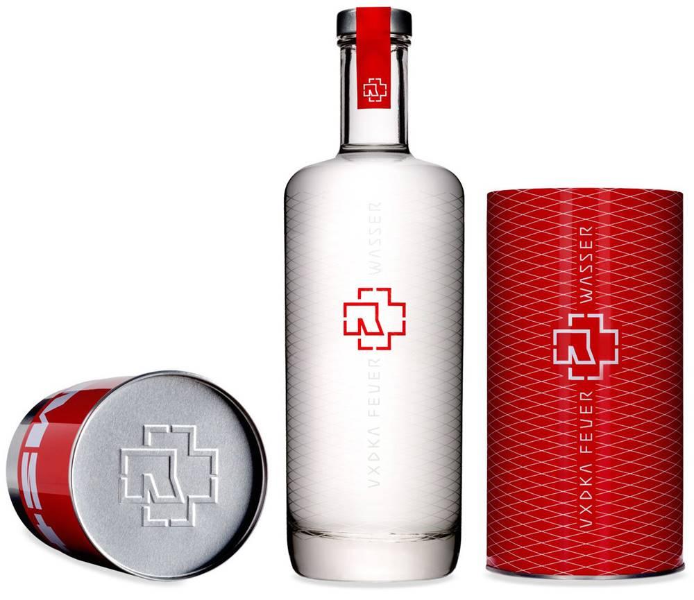 Rammstein Rammstein Vodka 40% 0,7l