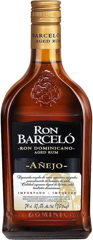 Ron Barceló Ron Barceló Anejo 37,5% 0,7l
