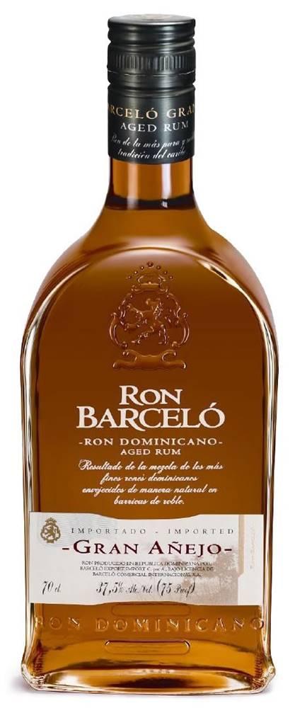 Ron Barceló Ron Barceló Gran Aňejo 37,5% 0,7l