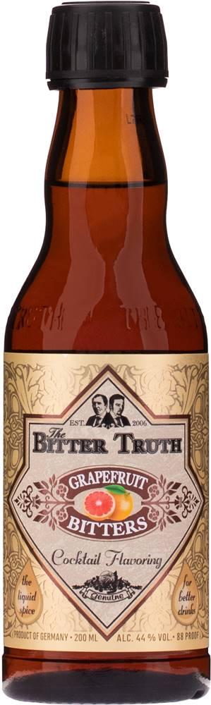 The Bitter Truth The Bitter Truth Grapefruit 44% 0,2l