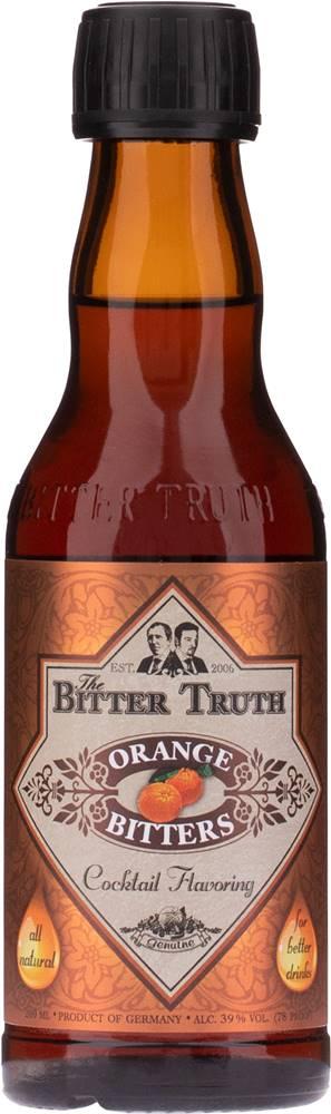 The Bitter Truth The Bitter Truth Orange 39% 0,2l